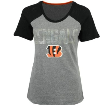 LADIES BENGALS CONFERENCE TEE WOMENS TEAM APPAREL  1434dbef6