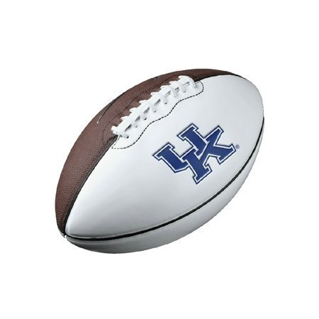 M KENTUCKY AUTOGRAPH FOOTBALL Thumbnail