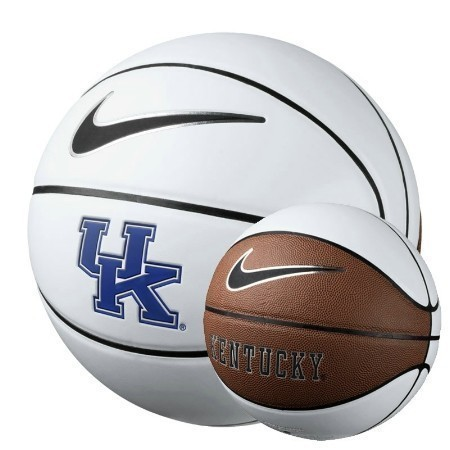 KENTUCKY AUTOGRAPH BASKETBALL Thumbnail