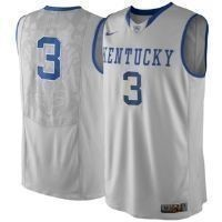 KENTUCKY AUTH BB JERSEY 03 GREY Thumbnail