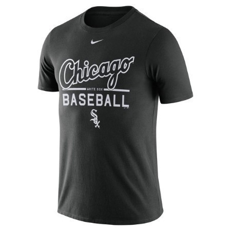 CHICAGO WHITE SOX NIKE MENS PRACTICE TEE Thumbnail