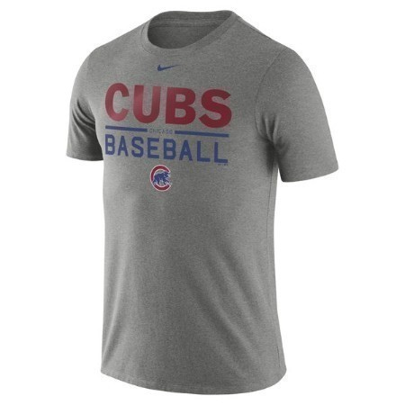 CHICAGO CUBS NIKE MENS PRACTICE TEE Thumbnail