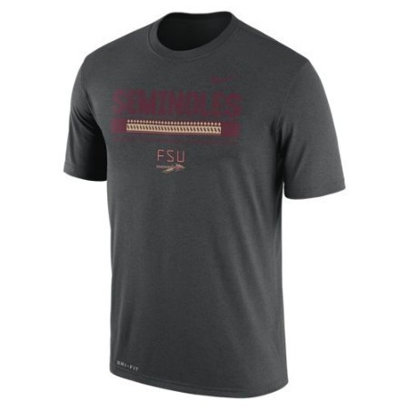 MENS FLORIDA STATE NIKE LEGEND STAFF TEE Thumbnail