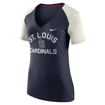 LADIES CARDINALS NIKE FAN TOP Thumbnail