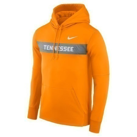 MENS TENNESSEE NIKE THERMA HOOD PO Thumbnail
