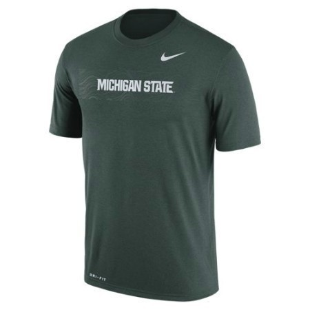 MENS MICHIGAN STATE NIKE LEGEND SS SIDELINE Thumbnail