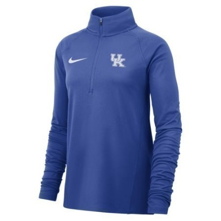 LADIES KENTUCKY NIKE LS HZ CORE TOP Thumbnail
