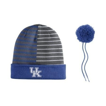 KENTUCKY NIKE STRIPED BEANIE Thumbnail