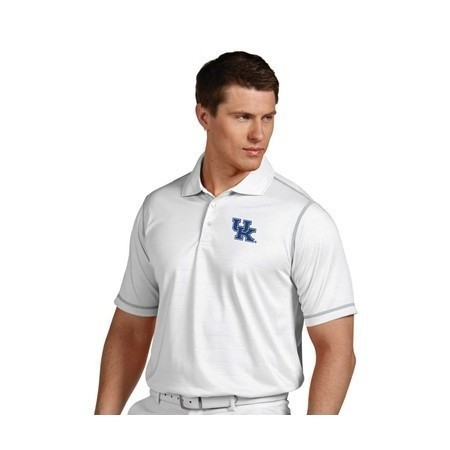 MENS KENTUCKY ANTIGUA KENTUCKY ICON POLO  Thumbnail