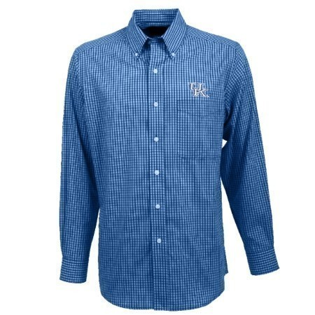 MENS KENTUCKY ANTIGUA ASSOCIATE WOVEN SHIRT Thumbnail