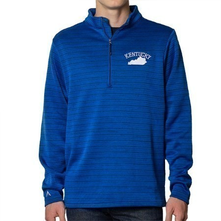 MENS KENTUCKY ANTIGUA FRONTIER PULLOVER Thumbnail