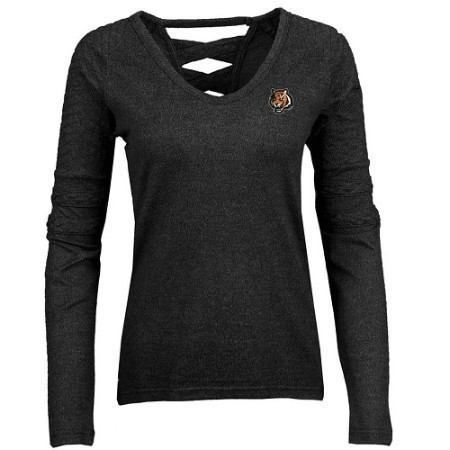 LADIES BENGALS SIREN LONG SLEEVE Thumbnail