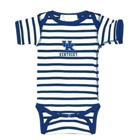 YOUTH KENTUCKY INFANT STRIPE CREEP ROY  Thumbnail