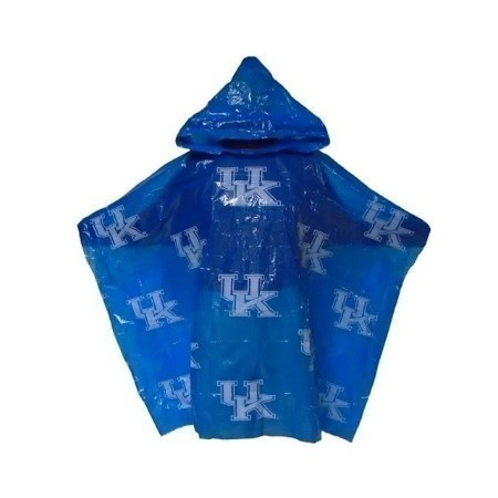 KENTUCKY GAME DAY RAIN PONCHO  Thumbnail