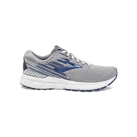MENS BROOKS ADRENALINE GTS 19 GRY/BLU/EB Thumbnail