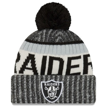 MENS RAIDERS NEW ERA SPORT KNIT '17 Thumbnail