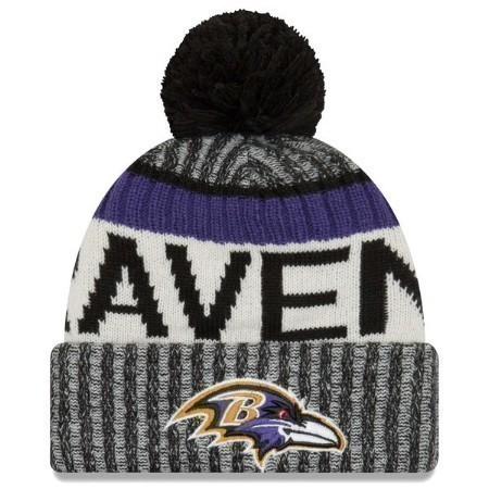 MENS RAVENS NEW ERA SPORT KNIT '17 Thumbnail