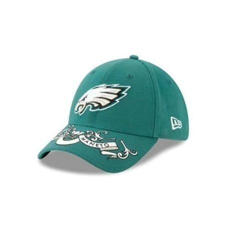 EAGLES NEW ERA '19 3930 DRAFT CAP Thumbnail