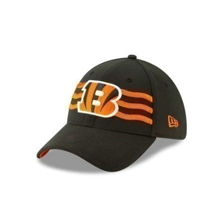 BENGALS NEW ERA '19 3930 DRAFT CAP Thumbnail