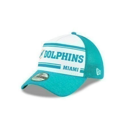 DOLPHINS NEW ERA 3930 STRETCH FIT  Thumbnail