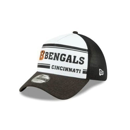 BENGALS NEW ERA 3930 STRETCH FIT  Thumbnail