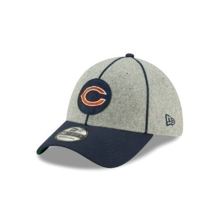 BEARS NEW ERA 3930 STRETCH FIT  Thumbnail