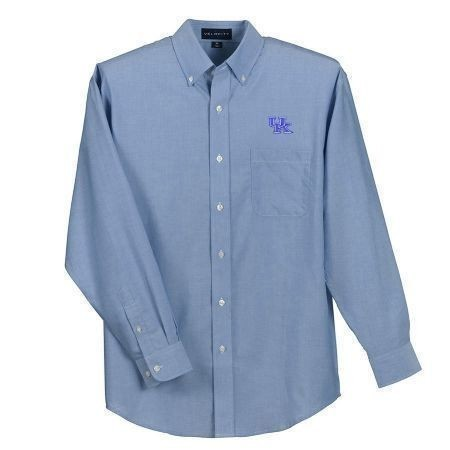 VANTAGE MENS KENTUCKY OXFORD SHIRT  Thumbnail