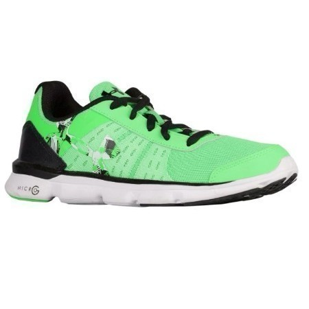 UNDER ARMOUR BOYS MICRO SPEED SWIFT (GS) Thumbnail