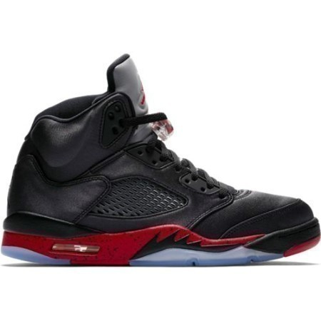 MENS AJ V RETRO BLK/RED Thumbnail