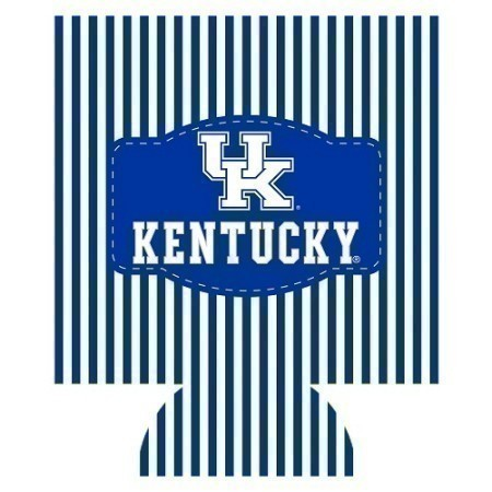 KENTUCKY SEERSUCKER CAN COOZIE Thumbnail