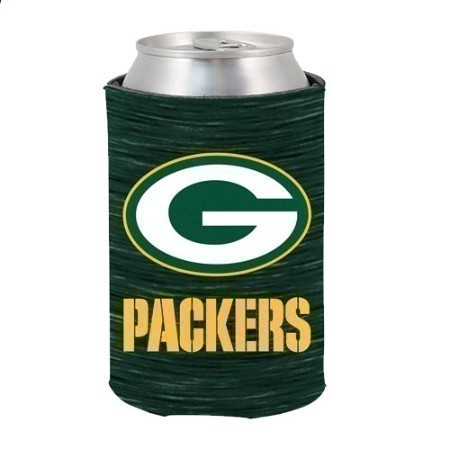 PACKERS TEAM ACTIVE STATIC KOOZIE Thumbnail