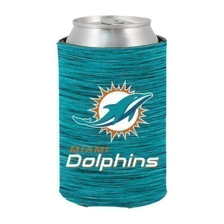 DOLPHINS TEAM ACTIVE STATIC KOOZIE Thumbnail