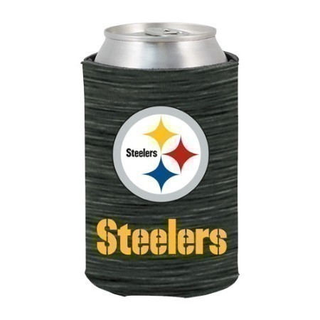 STEELERS TEAM ACTIVE STATIC KOOZIE  Thumbnail