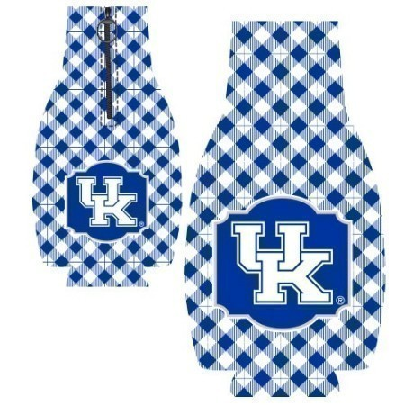 KENTUCKY GINGHAM BOTTLE COOZIE Thumbnail