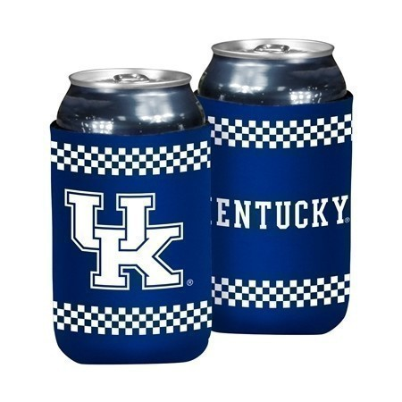 KENTUCKY FLAT KOOZIE CHECKERED Thumbnail