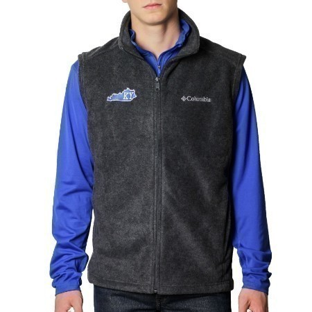 MENS KENTUCKY COLUMBIA STEENS MOUNTAIN VEST Thumbnail