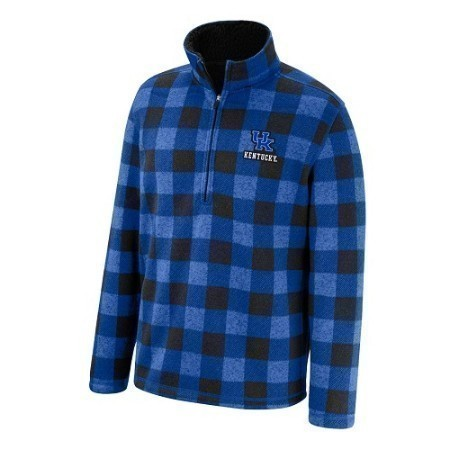 MENS KENTUCKY BROOKS 1/2 ZIP PULLOVER Thumbnail