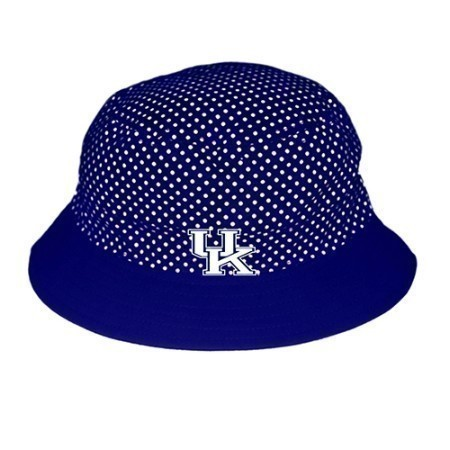 YOUTH KENTUCKY PIN DOT BUCKET HAT Thumbnail