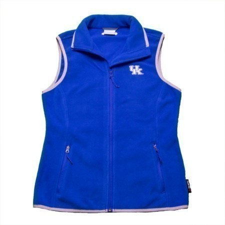 LADIES KENTUCKY  COLUMBIA VEST Thumbnail