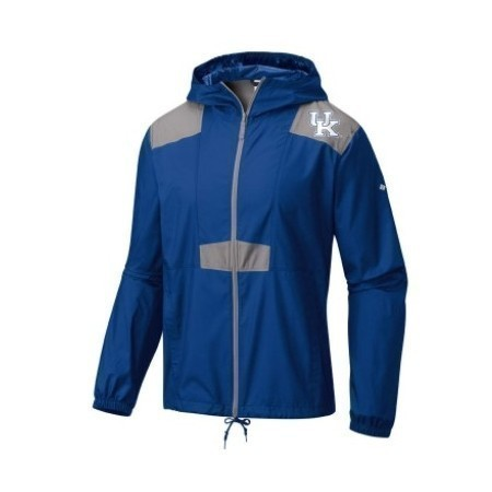MENS KENTUCKY COLUMBIA FLASHBACK WINDBREAKER Thumbnail