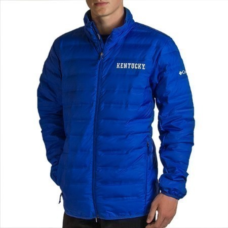 MENS KENTUCKY COLUMBIA LAKE 22 DOWN JACKET Thumbnail