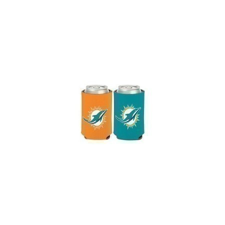 DOLPHINS LOGO CAN COOLER Thumbnail