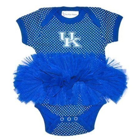 YOUTH KENTUCKY INFANT PIN DOT TUTU DRESS Thumbnail