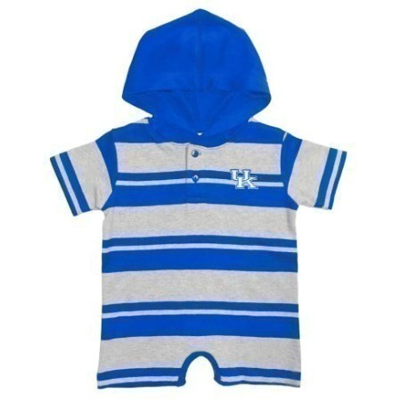 YOUTH KENTUCKY INFANT RUGBY ROMPER Thumbnail