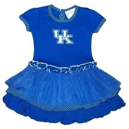 YOUTH KENTUCKY TODDLER PINDOT TUTU DRESS Thumbnail