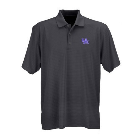 VANTAGE MENS KENTUCKY TEXTURED POLO Thumbnail