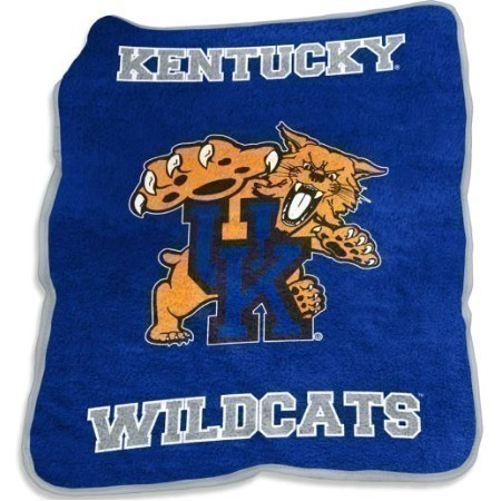 KENTUCKY MASCOT THROW Thumbnail