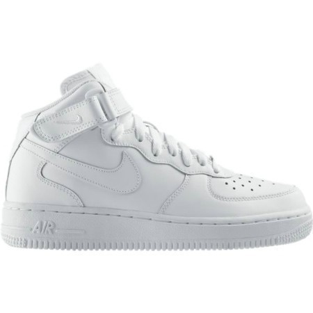 GRADE SCHOOL NIKE AF1 MID Thumbnail