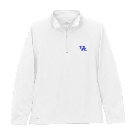 VANTAGE LADIES KENTUCKY 1/4 ZIP TECH PO Thumbnail