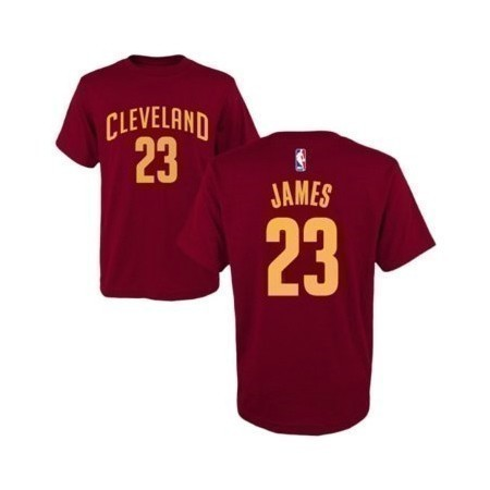 ADIDAS MENS CAVS JAMES N&N TEE Thumbnail